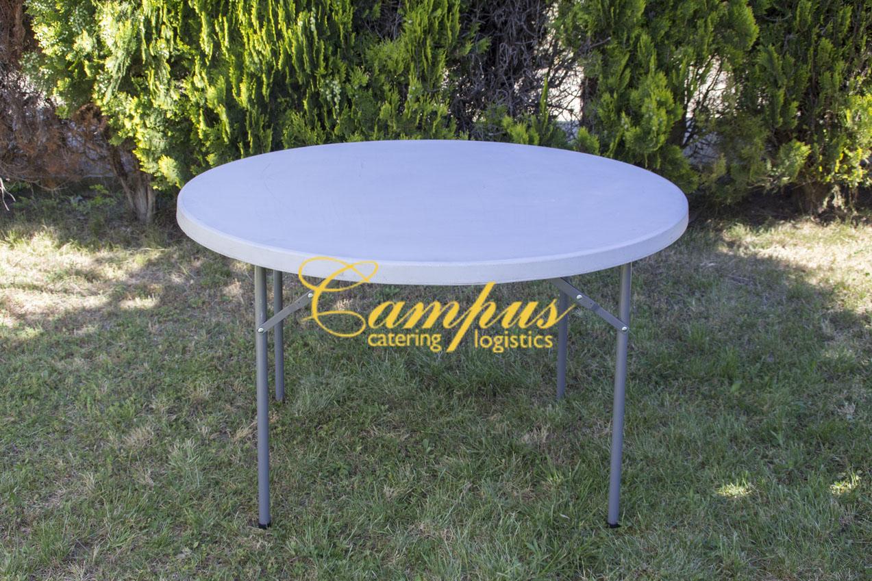 Noleggio tavoli campus catering - Tovaglia per tavolo ovale ...